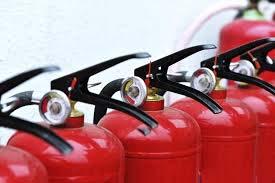 Comprar extintor de incêndio