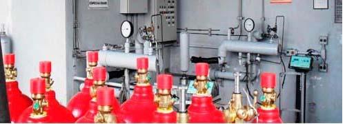 Empresa manutenção de extintores