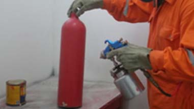Empresa de manutenção de extintores em Betim