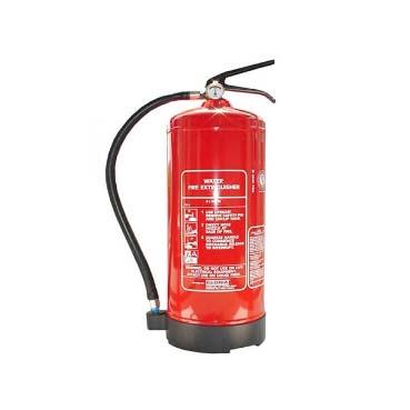 Inspeção e manutenção de extintores