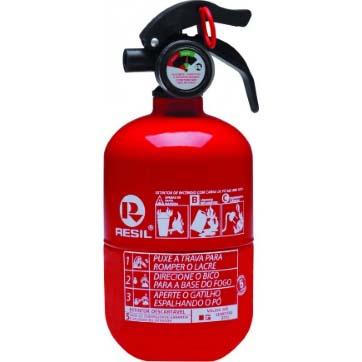 Manutenção de extintores nível 2