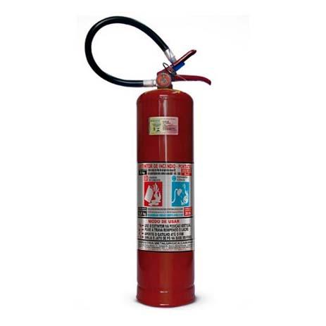 Sistema de incêndio predial