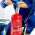 Empresas que fazem manutenção de extintores