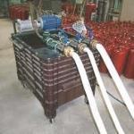 Manutenção de mangueiras de incêndio