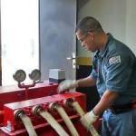 Teste hidrostático em mangueiras preço
