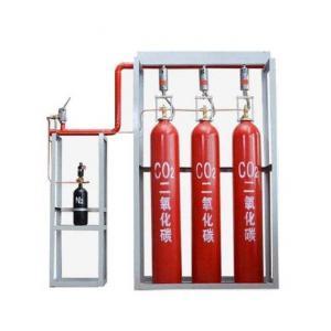 Manutenção extintor de co2
