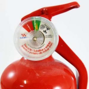 Manutenção de extintores nível 3
